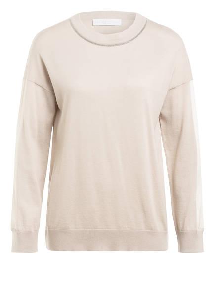 FABIANA FILIPPI Pullover, Farbe: BEIGE (Bild 1)