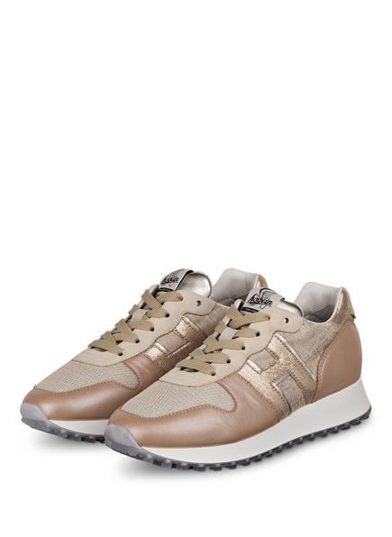 HOGAN Plateau-Sneaker, Farbe: ROSÉ METALLIC (Bild 1)