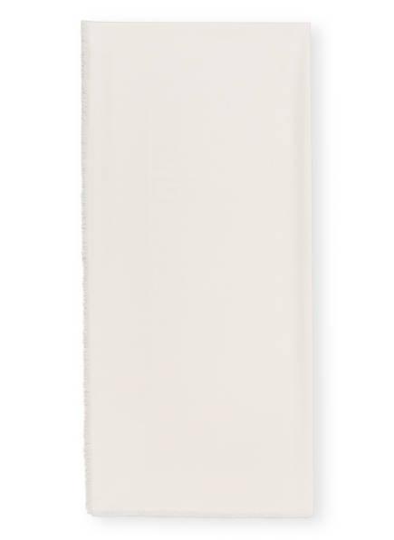 GIVENCHY Tuch mit Seide, Farbe: ECRU (Bild 1)