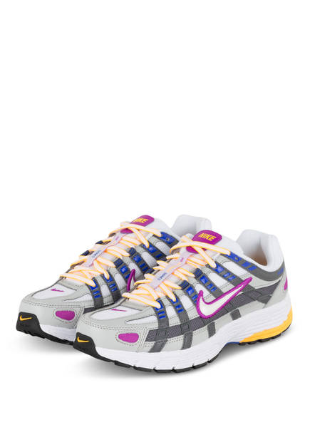 Nike Sneaker P-6000, Farbe: GRAU/ WEISS (Bild 1)