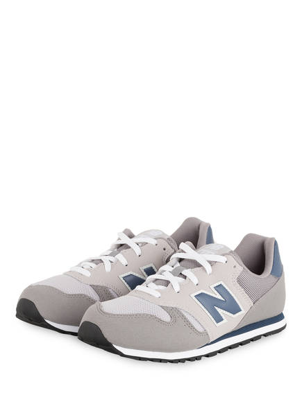 new balance Sneaker WL373, Farbe: HELLGRAU/ DUNKELBLAU (Bild 1)