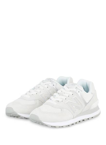 new balance Sneaker WL574, Farbe: HELLGRAU/ ECRU (Bild 1)