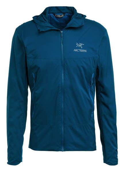 ARC'TERYX Outdoor-Jacke ATOM, Farbe: BLAU (Bild 1)
