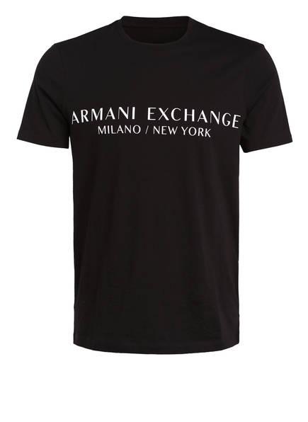 ARMANI EXCHANGE T-Shirt , Farbe: SCHWARZ (Bild 1)