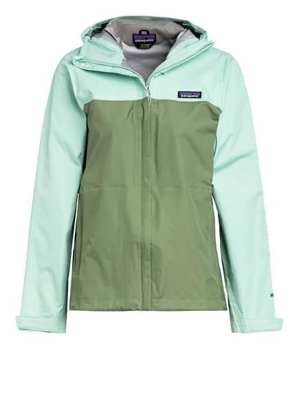 patagonia Outdoor-Jacke TORRENTSHELL, Farbe: MINT/ OLIV (Bild 1)