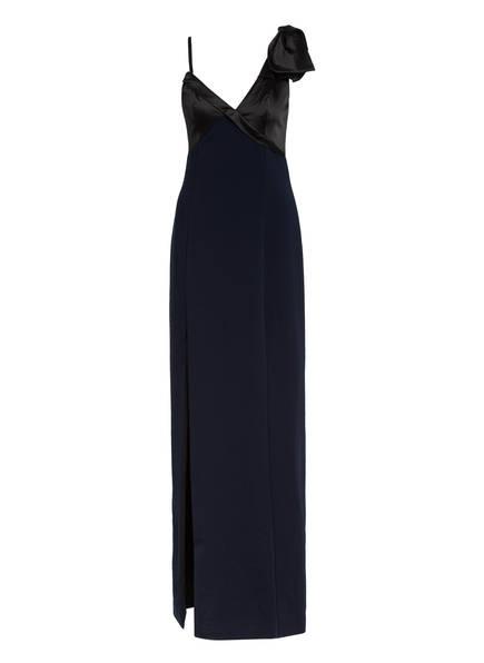 MARCHESA NOTTE Abendkleid , Farbe: SCHWARZ/ DUNKELBLAU (Bild 1)