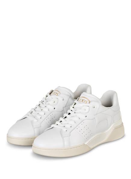 TOD'S Plateau-Sneaker, Farbe: WEISS (Bild 1)