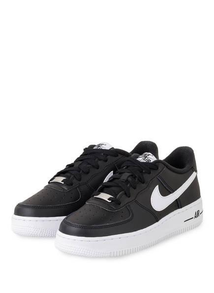 Nike Sneaker AIR FORCE 1, Farbe: SCHWARZ (Bild 1)