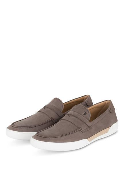 TOD'S Slip-on-Sneaker , Farbe: TAUPE (Bild 1)