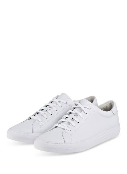 POLO RALPH LAUREN Sneaker JERMAIN, Farbe: WEISS (Bild 1)