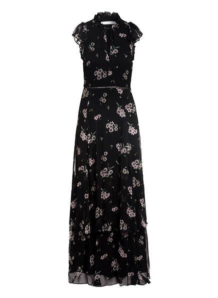 IVY & OAK Kleid mit Volantbesatz, Farbe: SCHWARZ/ ECRU (Bild 1)