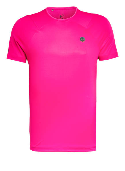 UNDER ARMOUR T-Shirt UA RUSH, Farbe: PINK (Bild 1)