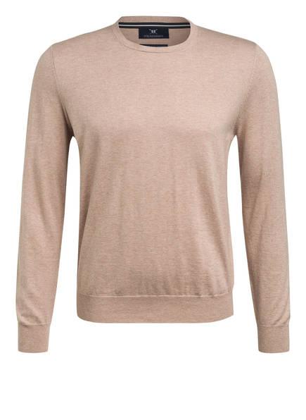 STROKESMAN'S Pullover, Farbe: BEIGE (Bild 1)