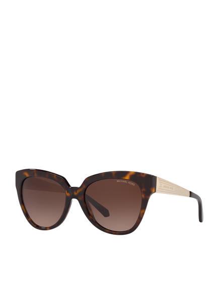 MICHAEL KORS Sonnenbrille MK2090, Farbe: 300613 - HAVANA/ BRAUN VERLAUF (Bild 1)