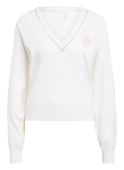 Chloé Pullover , Farbe: WEISS (Bild 1)