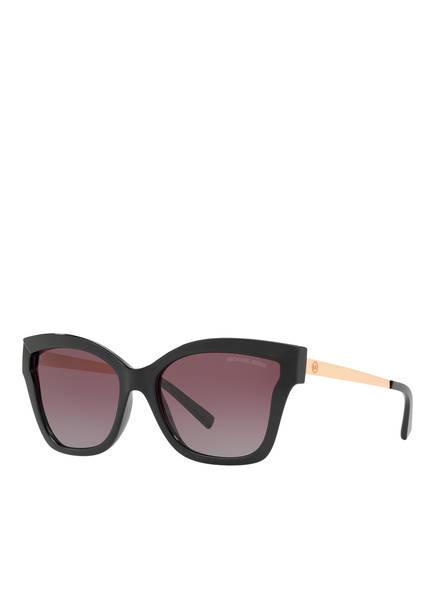 MICHAEL KORS Sonnenbrille MK2072, Farbe: 333262 - SCHWARZ/ LILA VERLAUF (Bild 1)