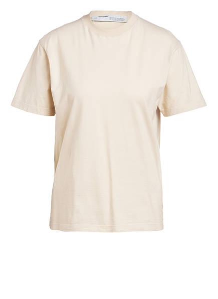 Off-White T-Shirt, Farbe: HELLBEIGE (Bild 1)