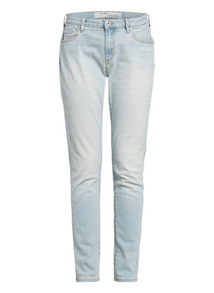 OFF-WHITE Skinny Jeans, Farbe: 7100 BLEACH LIGHT BLUE (Bild 1)