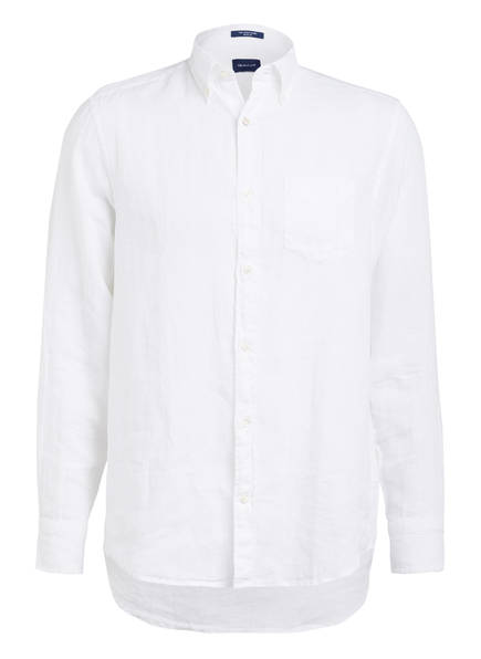 GANT Leinenhemd Regular Fit , Farbe: WEISS (Bild 1)