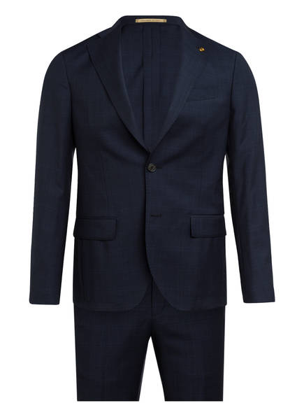 SARTORIA LATORRE Anzug Regular Fit, Farbe: DUNKELBLAU (Bild 1)