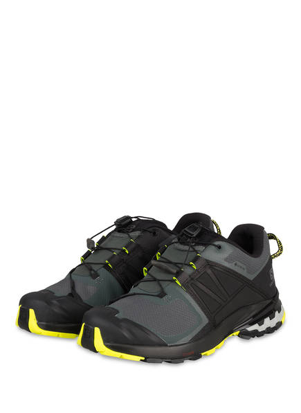 SALOMON Trailrunning-Schuhe XA WILD GTX, Farbe: GRÜN/ SCHWARZ (Bild 1)