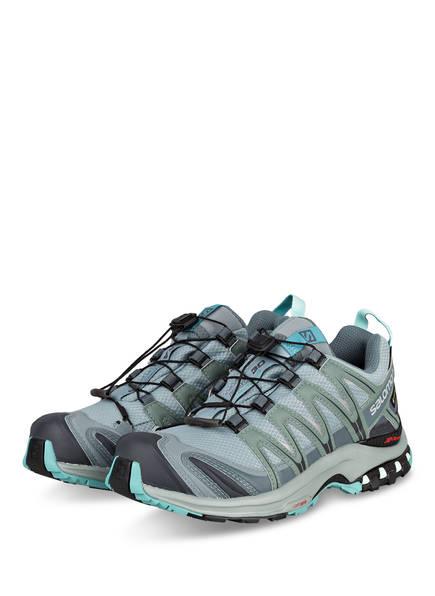 SALOMON Trailrunning-Schuhe XA PRO 3D GTX, Farbe: HELLGRÜN/ GRAU/ SCHWARZ (Bild 1)