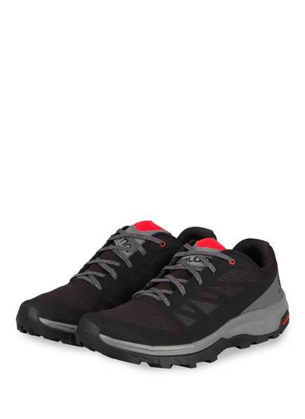 SALOMON Outdoor-Schuhe OUTLINE, Farbe: SCHWARZ (Bild 1)