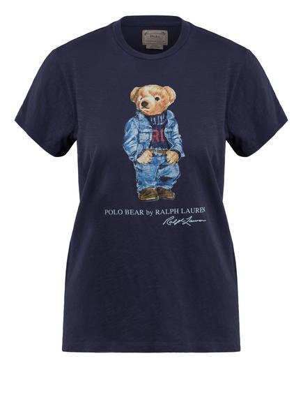 POLO RALPH LAUREN T-Shirt , Farbe: BLAU (Bild 1)