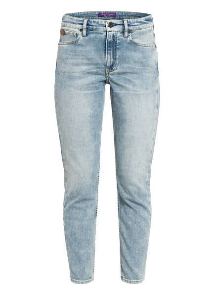RALPH LAUREN Collection 7/8-Jeans, Farbe: 001 DENIM LIGHT BLUE (Bild 1)
