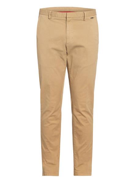 HUGO Hose GLEN Slim Fit, Farbe: BEIGE (Bild 1)