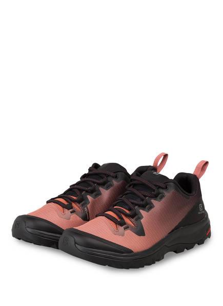 SALOMON Outdoor-Schuhe VAYA, Farbe: LACHS/ SCHWARZ (Bild 1)