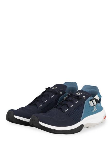 SALOMON Outdoor-Schuhe TECHAMPHIBIAN 4, Farbe: DUNKELBLAU/ BLAU/ WEISS (Bild 1)