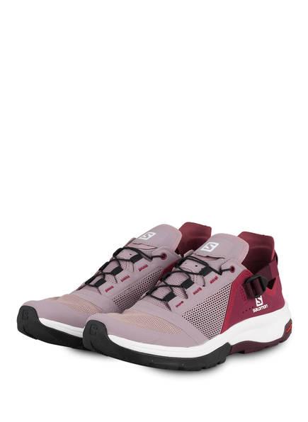 SALOMON Outdoor-Schuhe TECHAMPHIBIAN 4, Farbe: ROSÉ/ FUCHSIA/ SCHWARZ (Bild 1)