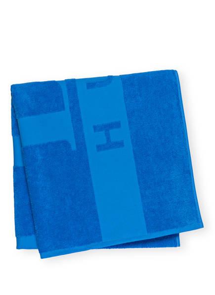 BOSS Badetuch, Farbe: BLAU (Bild 1)