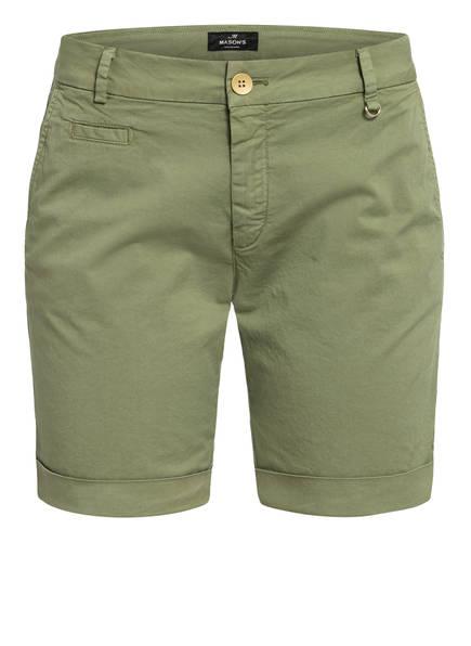 MASON'S Shorts Curve Fit, Farbe: GRÜN (Bild 1)