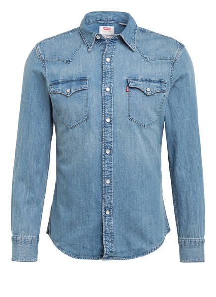 Levi's® Jeanshemd BARSTOW WESTERN Slim Fit , Farbe: BLAU (Bild 1)