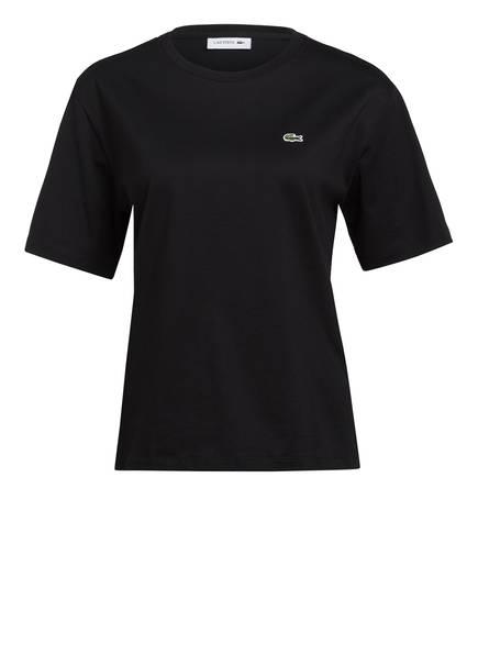 LACOSTE T-Shirt, Farbe: SCHWARZ (Bild 1)