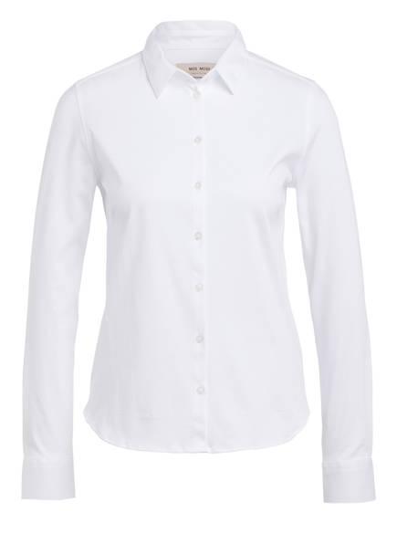 MOS MOSH Hemdbluse TINA, Farbe: WEISS (Bild 1)