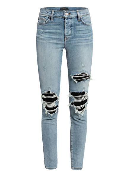 AMIRI 7/8-Jeans, Farbe: STONE INDIGO LIGHT BLUE (Bild 1)