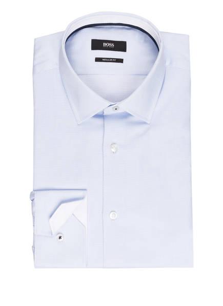 BOSS Hemd GORAN Regular Fit, Farbe: HELLBLAU (Bild 1)
