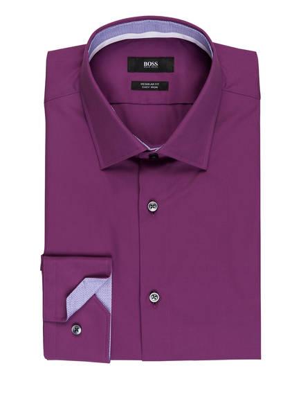 BOSS Hemd GORAN Regular Fit, Farbe: LILA (Bild 1)