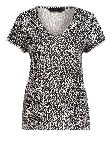 SET T-Shirt, Farbe: WEISS/ SCHWARZ (Bild 1)