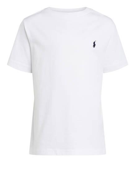 POLO RALPH LAUREN T-Shirt, Farbe: 002 WHITE (Bild 1)