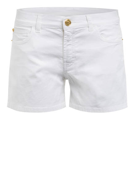 VERSACE Jeans-Shorts , Farbe: WEISS (Bild 1)