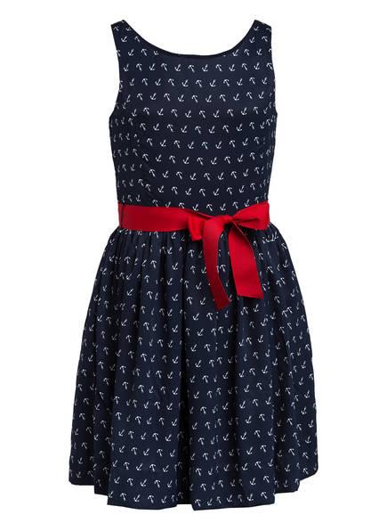 POLO RALPH LAUREN Kleid , Farbe: DUNKELBLAU/ ROT (Bild 1)