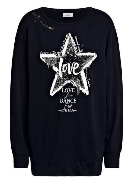DEHA Sweatshirt , Farbe: SCHWARZ (Bild 1)