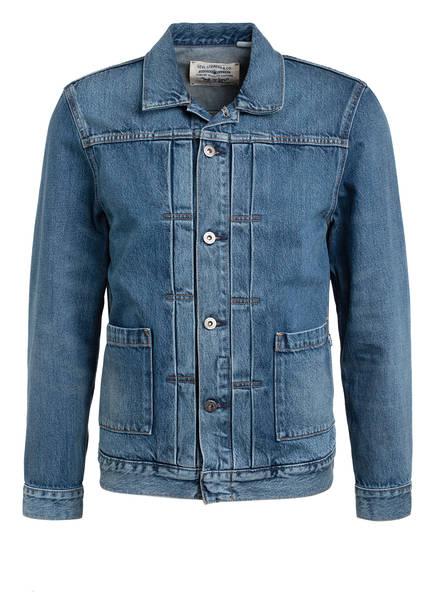 Levi's® Jeansjacke TYPE II, Farbe: BLAU (Bild 1)