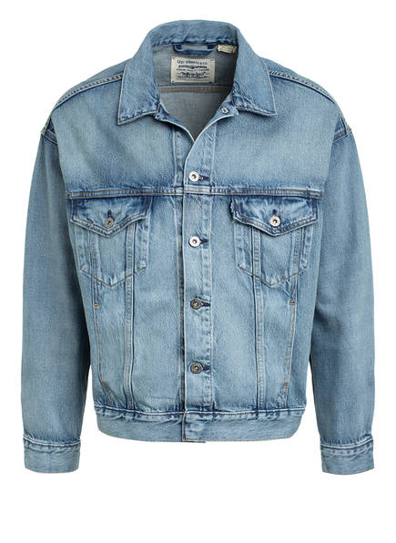 Levi's® Oversized-Jeansjacke , Farbe: BLAU (Bild 1)