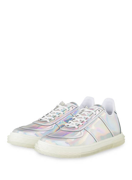 GIUSEPPE ZANOTTI DESIGN Sneaker BLABBER JELLYFISH, Farbe: SILBER (Bild 1)