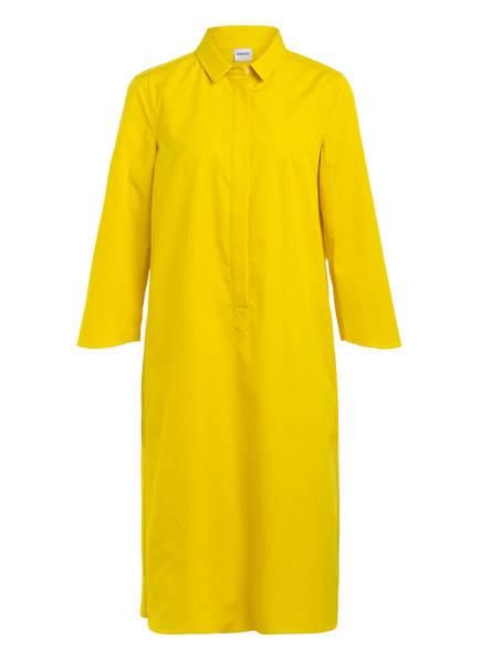 ASPESI Kleid mit 3/4-Arm, Farbe: GELB (Bild 1)